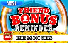 ☆☆☆ Friend Bonus ☆☆☆ Strike It Rich > https://slotbuster.app.link/FB-0206 < Collect From Your Desktop