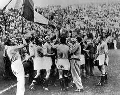World Cup winners Uruguay 1930