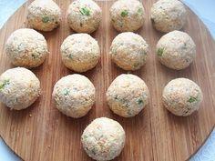 Салатные шарики «А-ля Мимоза» | Самые вкусные кулинарные рецепты