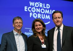 People Who Donate Money to Individuals - Bill & Melinda Gates with David Cameron I Need Money Now, How To Raise Money, People In Need, Rich People, Low Interest Loans, Unsecured Loans, Power Of Social Media, George Soros, Borrow Money