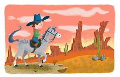 Lil' Cowpoke | Brad Renner | Flickr