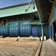 Yushima-Seido, Tokyo / 湯島聖堂(御茶ノ水) - @deepkaoru- #webstagram