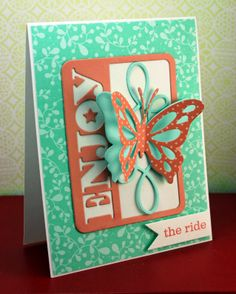 A Cup of Cold Water: May 2014 Blog Hop Challenge ~ Card 3