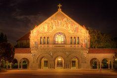 Stanford Chapel, Stanford, CA