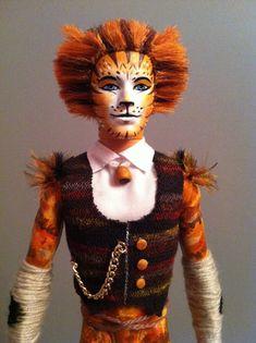 CATS Doll - Skimbleshanks (2. version) by BWCat.deviantart.com on @DeviantArt