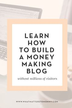 If you've been looking into Internet Marketing or making money online for any amount of time. Make Money Blogging, Way To Make Money, Make Money Online, Online Earning, Online Jobs, Make Blog, How To Start A Blog, How To Make, Business Coach