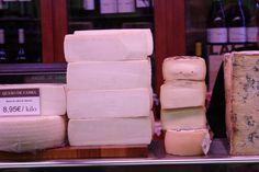 Spanish love goat's cheese.