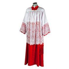 ecclisiastical vestments history | 077E - Rochet - Vestments - Ecclesiastical Tailoring