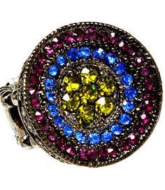 Joji Boutique - jeweltone circle ring, (http://www.jojiboutique.com/products/jeweltone-circle-ring.html)