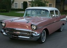 1957 Chevrolet Two-Ten 4-Door Sedan