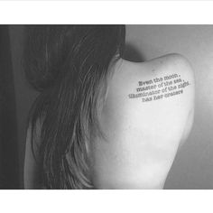 Quote Tattoos | POPSUGAR Smart Living