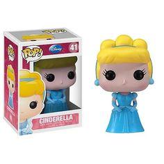 Disney Pop! Vinyl Figure Cinderella - Funko Pop! Vinyl - Category