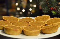 Holiday Mini Sweet Potoato Pies made by Akintayo Adewole.