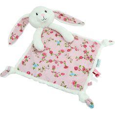 Le doudou Little Dutch est délicieusement doux et moelleux. C'est un doudou idéal pour caresser, jouer et consoler le bébé.