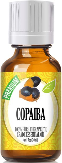 Copaiba Essential Oil has a sweet honey aroma and carries a floral notes. Botanical Name: Copaifera Officinalis