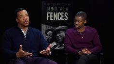 MMT TALK WITH FENCES STARS RUSSELL HORNSBY AND JOVAN ADEPO https://musicmoviesthoughts.com/2016/12/22/mmt-talk-with-fences-stars-russell-hornsby-and-jovan-adepo/