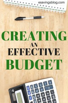 Learn how to create an effective budget. Creating a budget is a crucial step to financial freedom. Check out these tips to create your budget today!