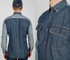 Billtornade 2013 Spring Summer Denim Picks - Mens Denim Outerwear Coat Manteaux, Long Sleeve Shirt Chemise & Jeans Pantalons 2013 Printemps ...