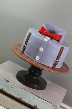 One of the more popular wedding trends has become adding a groom's cake to the festivities. That's right, grooms — a cake just for you. The groom and his f
