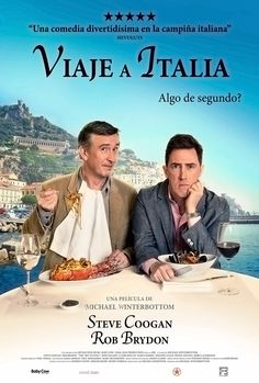 The Trip to Italy - Italiyaya Sefer - Пътуване до Италия - Viagem para Itália - Brydon ja Coogan Italiassa - Ταξίδι στην Ιταλία - Atostogos...