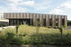 H2 / 102 WOOD WEATHERBOARDING; The Lee Centre; Feilden Fowles
