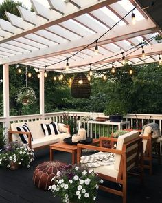 48 backyard porch ideas on a budget patio makeover outdoor spaces best of i like this open layout like the pergola over the table grill 26 Backyard Seating, Backyard Patio Designs, Pergola Patio, Backyard Landscaping, Pergola Kits, Pergola Ideas, Landscaping Ideas, Backyard Projects, Backyard Furniture