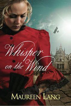 Maureen Lang - Whisper on the Wind / #awordfromJoJo #ChristianFiction