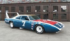 Vintage NASCAR racers to appear at Concours d'Elegance of America