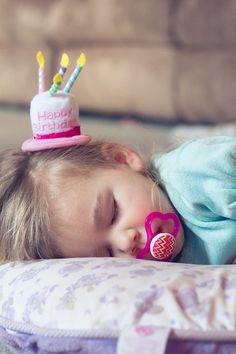 Birthday Girl. Must remember.