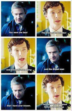 Sherlock season3 #Johnlock
