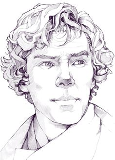 Benedict Cumberbatch by ~eLfanka on deviantART