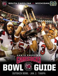 SC - Gamecock Bowl Guide