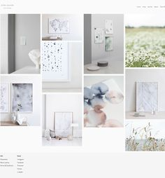 Silke Bonde Copenhagen | I am a big fan of Silke Bonde's evocative style and the softness of her watercolours. Minimalist, simple and timeless, her beautiful prints are inspired by nature – Leaves, the sea, a forrest… Her prints are perfect to add a subtle touch of color and graphic element to any interior.