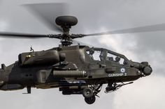 AH-64 Apache, Gunship 2, British Army