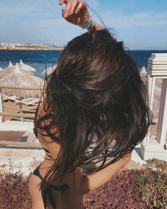 (notitle) - ideas for photo - Fotografie Beach Tumblr, Tumblr Girls, Summer Photography, Girl Photography, Beach Poses, Fake Photo, Summer Pictures, Gorgeous Hair, Girl Photos