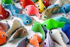 Viele kleine Fischgeldbörsen Products, Unique Bags, Gadget