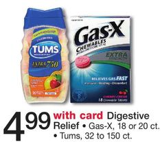 Save on Gas-X At Walgreens After Sale and Printable Coupon!