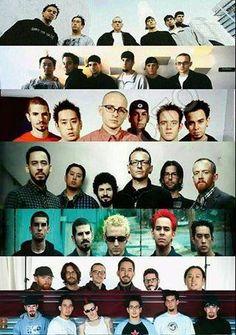 Time Line Linkin Park