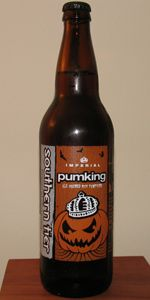 Spicy and creamy with lots of pumpkin flavor, Imperial Pumking is our #1 (so far) for pumpkin ales this season