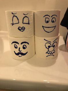 Nisseløjer – ideer – Kreative Løyerligheder Mugs, Tableware, Dinnerware, Tumblers, Tablewares, Mug, Dishes, Place Settings, Cups