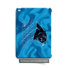 Carolina Panthers Ruffles Silk iPad Air Mini 2 3 4 Case Cover