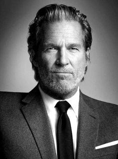 Ravageurs suit up. | Jeff Bridges by Inez & Vinoodh