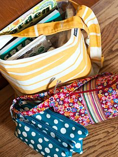 what to pack for vacation so you don't fall behind on your #projectlife #artjournal and #mixedmedia projects
