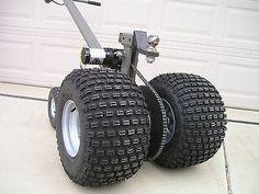 Trailer Mover Plans 12V Heavy Duty Version Dolly | eBay