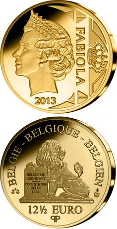 Country: Belgium Mintage year: 2011 Issue date: October 2011 Face value: euro Diameter: mm Weight: g Alloy: Gold Quality: Proof Mintage: pc proof Issue price: 105 euro Bullion Coins, Gold Bullion, Piece Euro, Euro Coins, Valuable Coins, All Currency, Gold Money, Gold And Silver Coins, World Coins