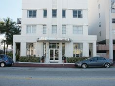 South Beach Art Deco Hotel The Savoy