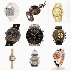 Imported watches from just 9.99 - Tri-Click - Everything in just 3 clicks