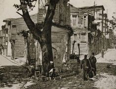 Seferağa Çeşmesi –1913 Süleymaniye İSTANBUL