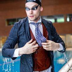 Behind the scenes with Dutch swimmer Sebastian Verschuren. Spring Summer 2016, Olympics, Behind The Scenes, Dutch, Blazer, Jackets, Men, Fashion, Down Jackets
