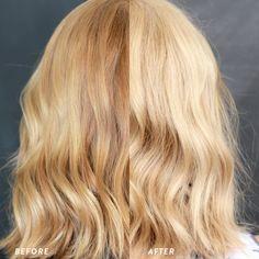 Toner Kit — My Hairdresser Online Champagne Hair, How To Dye Hair At Home, Light Ash Blonde, Strawberry Blonde Hair, Bright Hair, Smooth Hair, Ginger Hair, Cool Hair Color, Hairdresser